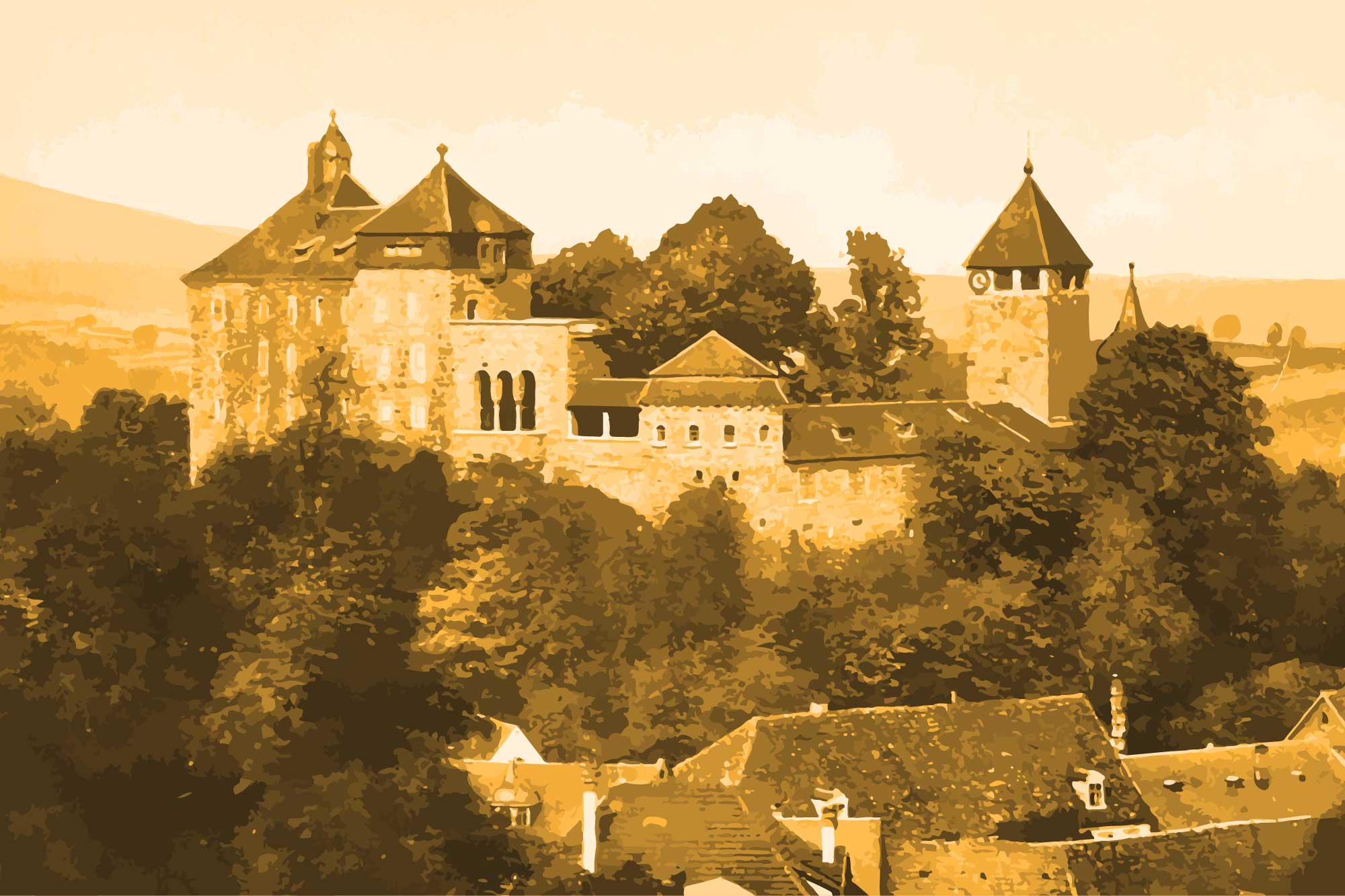 Schlossführung durch Schloss Elgersburg
