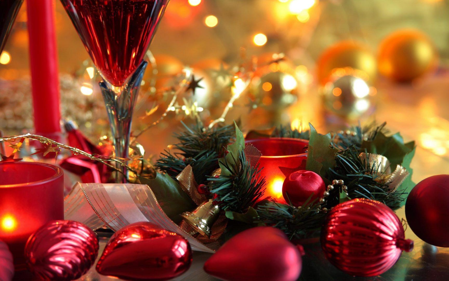 Weihnachtsfeier in Thüringen auf Schloss Elgersburg