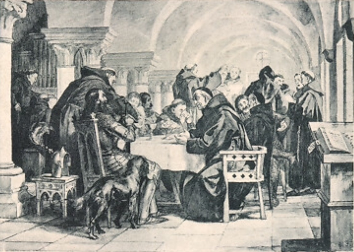 Rittermahl auf Schloss Elgersburg